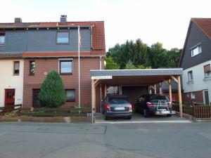 Haus Carport