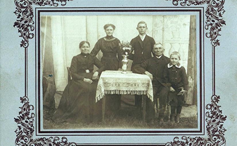 Wappen Familie Ruhe